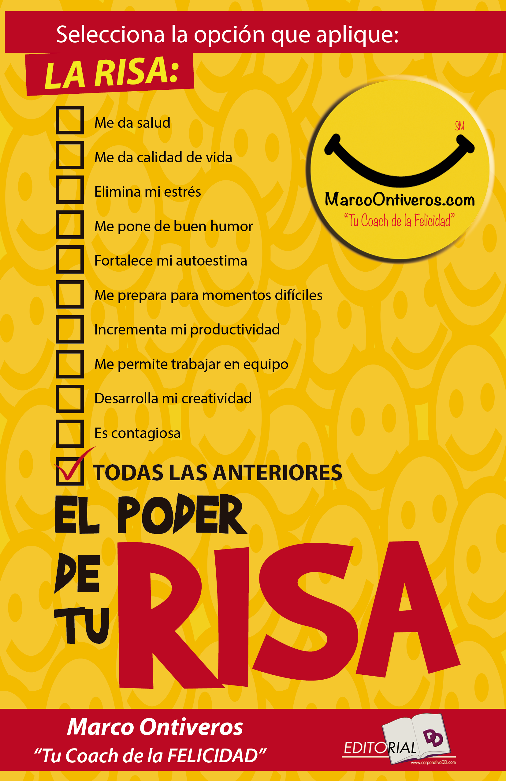 Libro-ElPoderDeTuRisa-FRENTE
